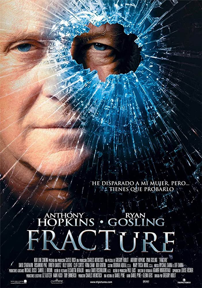 Fracture (2007) Hindi Dubbed