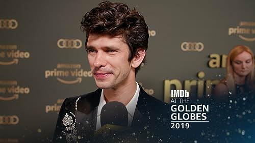 Golden Globe-Winner Ben Whishaw Compares Hugh Grant to Marlon Brando
