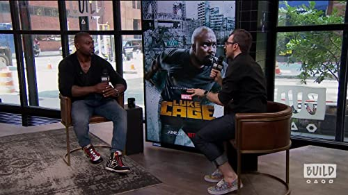 BUILD: NFL player Thomas Q. Jones talks about His Experience on Luke Cage