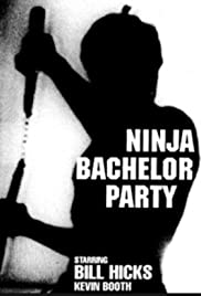 Ninja Bachelor Party (1991) Poster - Movie Forum, Cast, Reviews