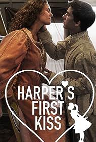 Luke Crory and Chloe Lang in Harper's First Kiss (2018)