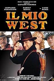 Harvey Keitel, David Bowie, Sandrine Holt, Alessia Marcuzzi, and Leonardo Pieraccioni in Il mio West (1998)