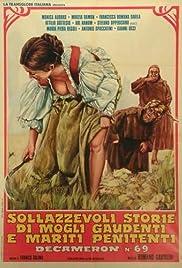 Sollazzevoli storie di mogli gaudenti e mariti penitenti - Decameron nº 69 Poster