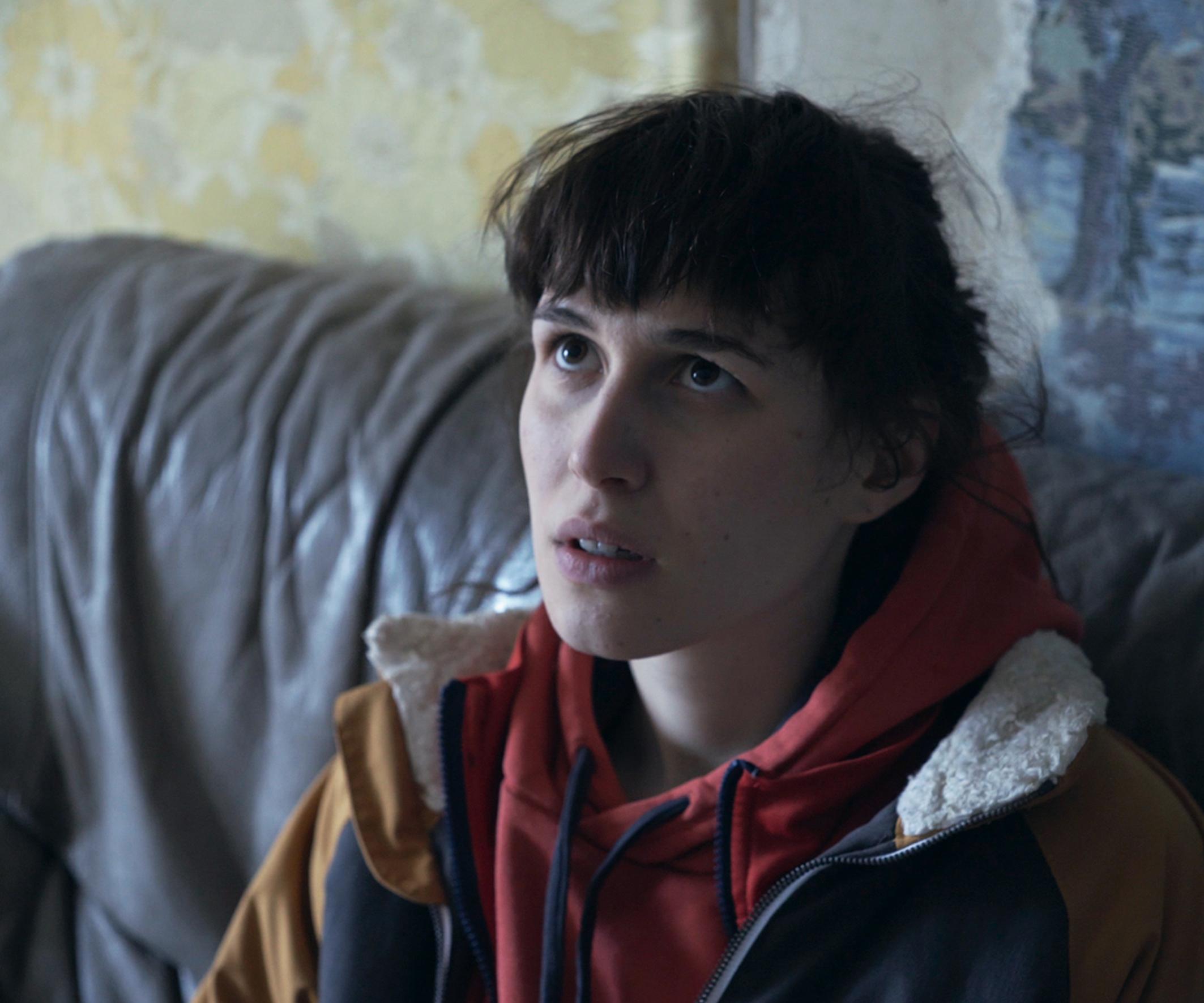 Marie Tragousti in Nackte Tiere (2020)