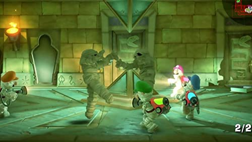 Luigi's Mansion 3: Multiplayer Pack DLC Part 1 Trailer