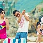 Michelle Chen, Shi Shi Liu, and Zhang Wen in Bu er shen tan (2013)