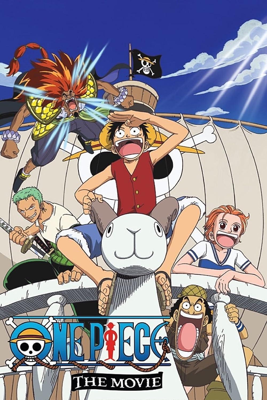 One Piece The Movie Kaisokuou Ni Ore Wa Naru 2000 Imdb