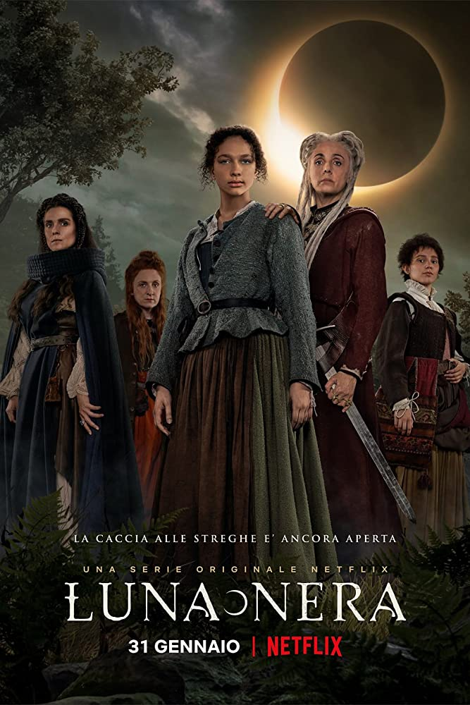 Luna Nera S1 (2020) Subtitle Indonesia
