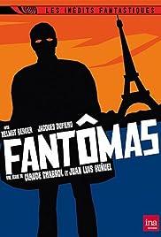 Fantômas Poster - TV Show Forum, Cast, Reviews