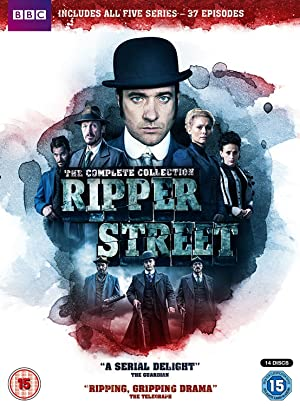 View Ripper Street - Season 1 (2012–2016) TV Series poster on Fmovies