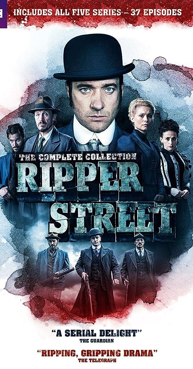 Ripper Street (TV Series 2012–2016) - IMDb