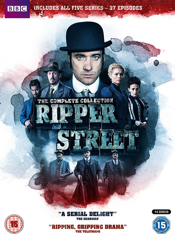 Ripper Street Season 5 COMPLETE BluRay 480p, 720p & 1080p
