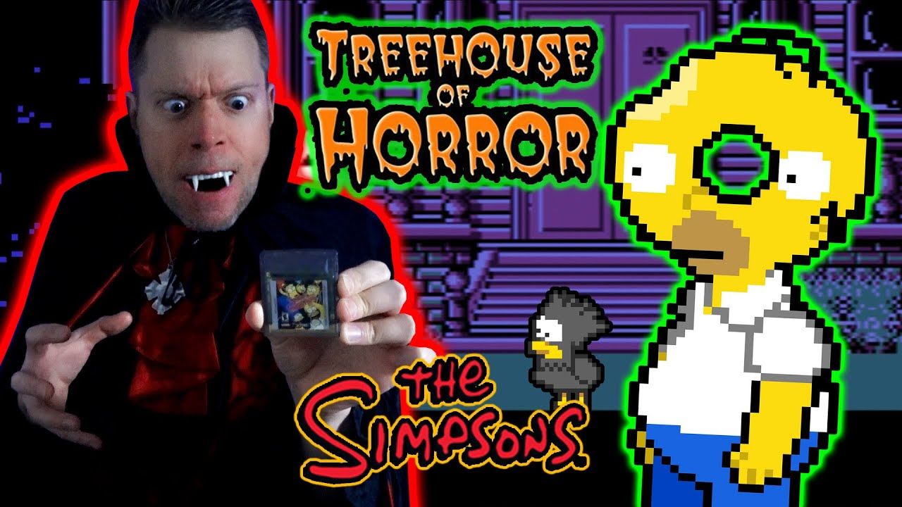 Chris Bores in The Simpsons: Treehouse of Horror (GameBoy Color) (2020)