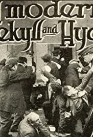 A Modern Jekyll and Hyde Poster