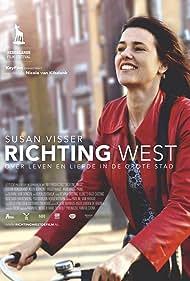 Susan Visser in Richting west (2010)