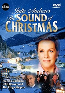 Downloadable free movie trailer Julie Andrews: The Sound of Christmas USA [480x640]