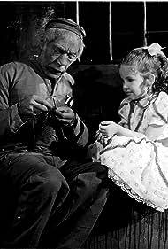 Andrea Del Boca and Narciso Ibáñez Menta in El lobo (1972)