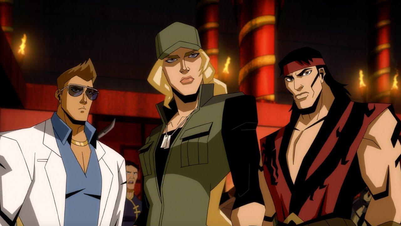 Mortal Kombat Legends: La venganza de Scorpion (2020)