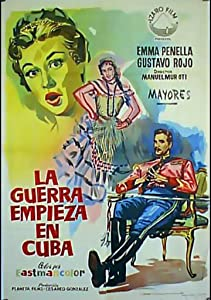 Watch online play movies La guerra empieza en Cuba [420p]