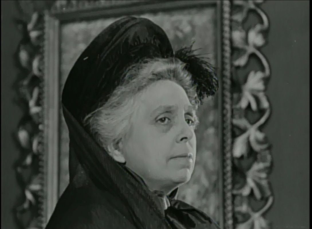 Marthe Mellot in Feu Mathias Pascal (1926)
