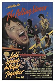 Let's Spend the Night Together (1982) Poster - Movie Forum, Cast, Reviews