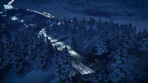 Cities: Skylines: Snowfall