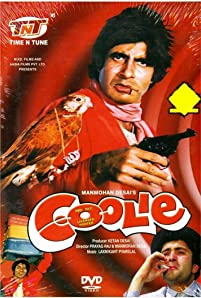 Amitabh Bachchan and Rishi Kapoor in Coolie (1983)