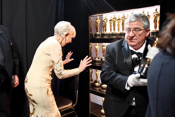 The Oscars (2018)