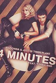 Madonna Feat. Justin Timberlake & Timbaland: 4 Minutes Poster