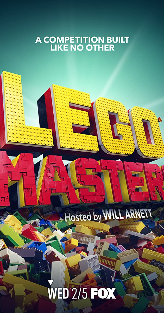 Download Lego Masters or watch streaming online complete episodes of  Season 1 in HD 720p 1080p using torrent