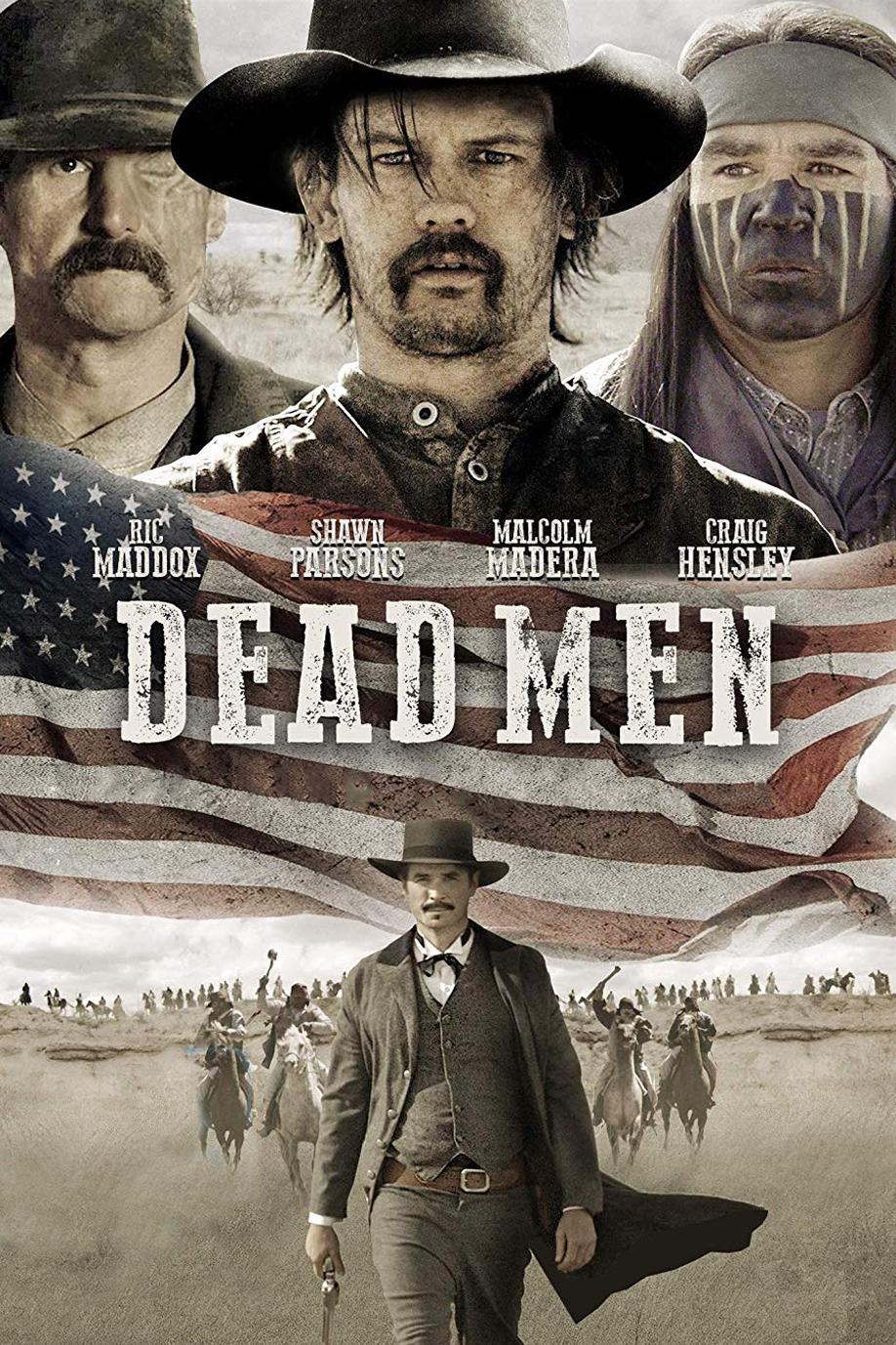 دانلود زیرنویس فارسی فیلم Dead Men