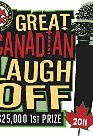 Great Canadian Laugh Off Poster
