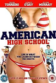American High School Poster