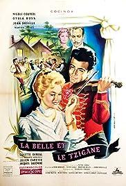 La belle et le tzigane Poster