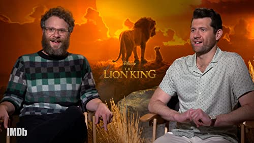 'Lion King' Stars Pick Their Inner Disney Characters