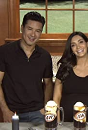 Mario and Courtney Lopez Poster