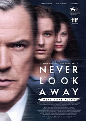 imdb poster Never Look Away
