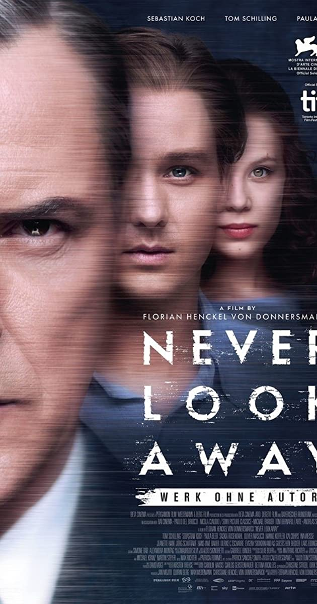 Subtitle of Never Look Away