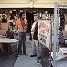 Redd Foxx and Demond Wilson in Sanford and Son (1972)