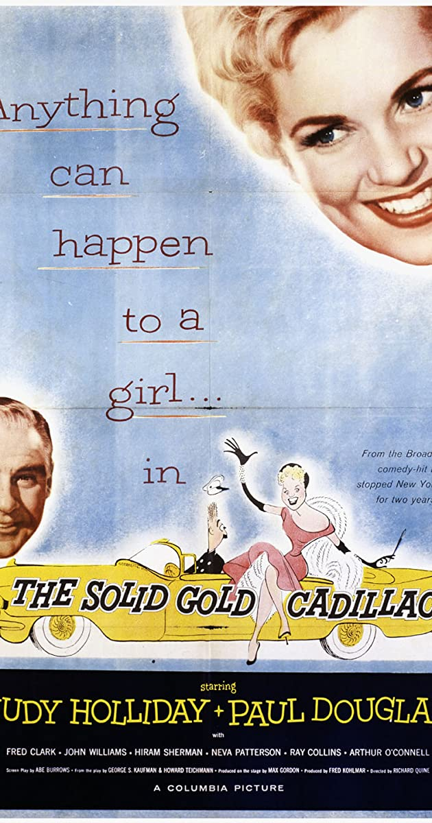 Subtitle of The Solid Gold Cadillac