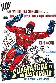 Superargo vs. Diabolicus Poster