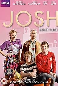 Jack Dee, Beattie Edmondson, Josh Widdicombe, and Elis James in Josh (2014)