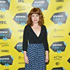 Ashley Spillers at the SXSW 2014  premiere of Alex Johnson's TWO STEP