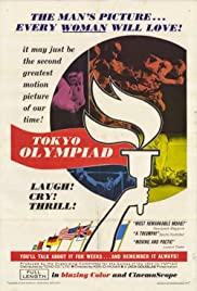 Tokyo Olympiad Poster