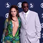 Jennifer Lopez and Sean 'Diddy' Combs in The 42nd Annual Grammy Awards (2000)