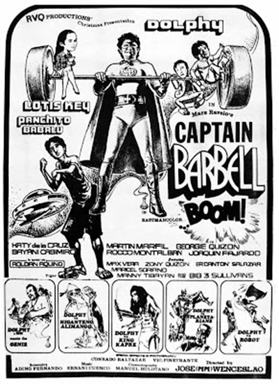 Captain Barbell (1964) - IMDb