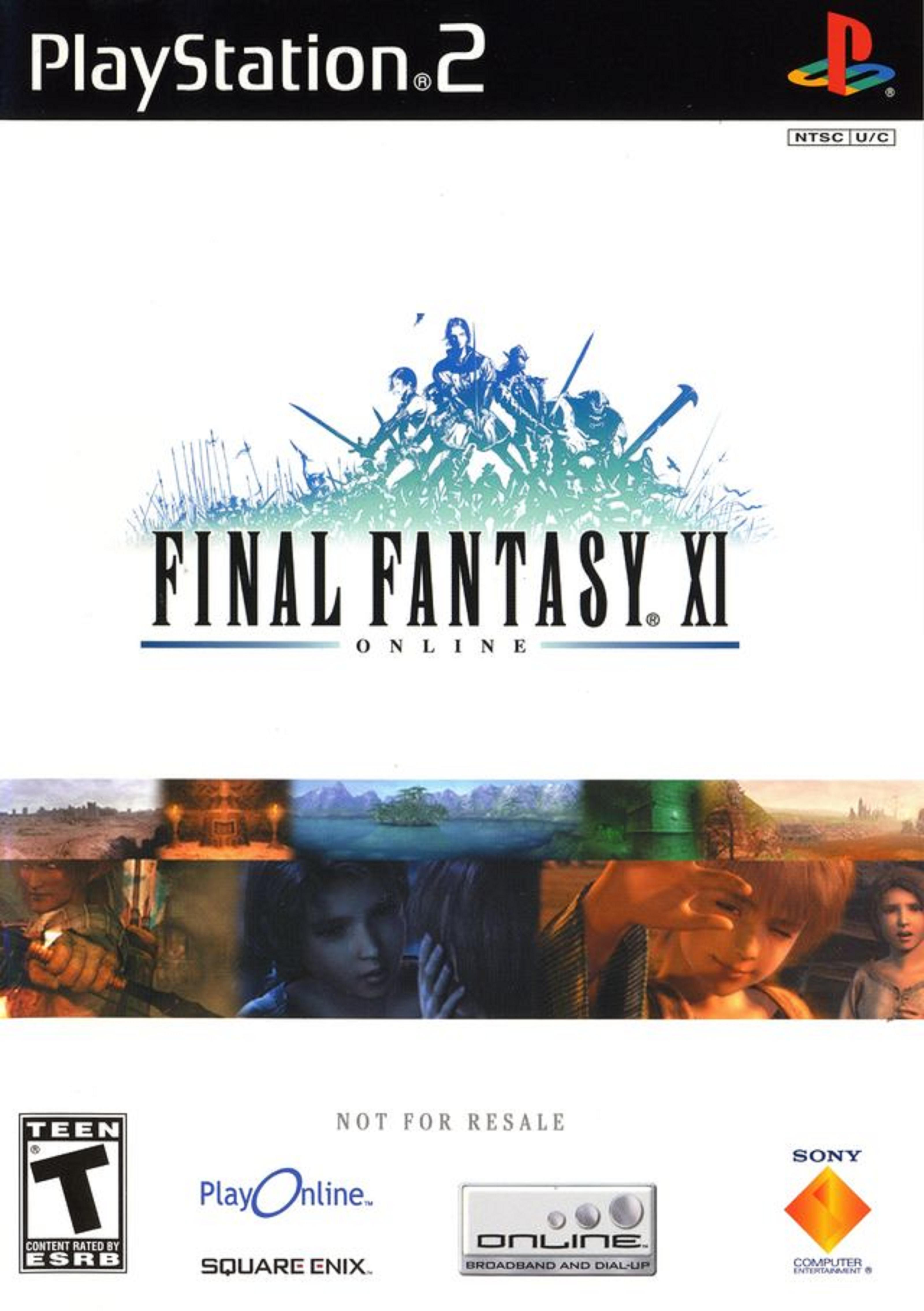 Final Fantasy XI (Video Game 2002) - IMDb