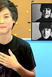 Kids React to the Beatles Poster
