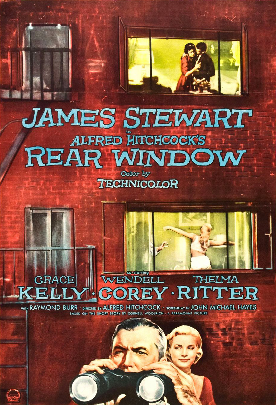 Rear Window (1954) - IMDb