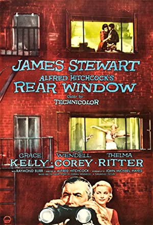 Movie Rear Window (1954)